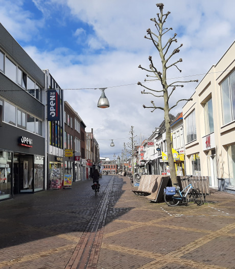 60 tot 80 procent van winkels dicht in Doetinchem
