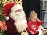Meisje heeft bijzonder verzoek aan de kerstman
