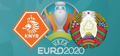 Oranje treft Wit-Rusland in eerste duel voor EK kwalificatie