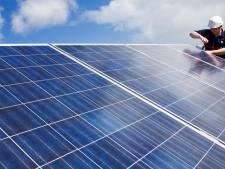 Vijf zonneparken op komst in Putten; twijfel over windenergie