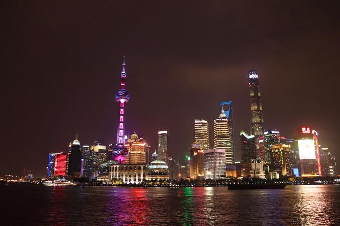 Shanghai, Foto Mark Koning uit Waddinxveen
