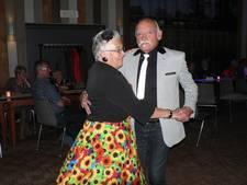Feest van herkenning voor bezoekers Oktober Revival to the 50&60 in Boekel