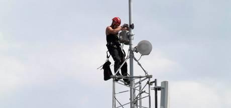Extra zendmasten voor mobiele telefoons tijdens Vierdaagse