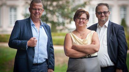 Liberalen lanceren verruimingslijst voor fusie