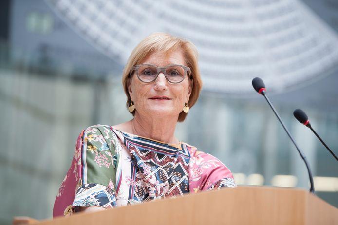 Danielle Godderis-T'Jonck zetelde tien jaar in het Vlaams parlement