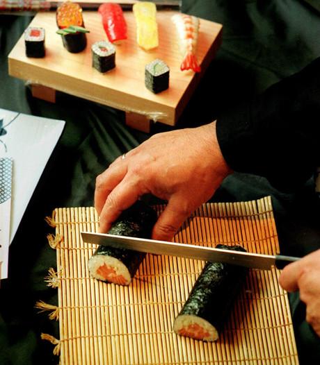 Te veel bacteriën bij 31% van sushi bij bezorgrestaurants: Bredase zaken scoren heel goed