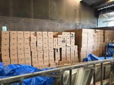 9.000 pakken babyvoeding en illegale mest bij boer in Gemert