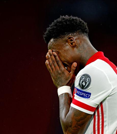 Ajax noteert met derde nederlaag op rij slechtste thuisreeks ooit in Champions League