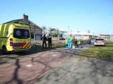Scooterrijder laat vrouw gewond achter na aanrijding