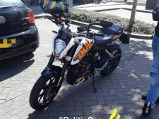 Jongen (16) betrapt op het rijden 'zonder' rijbewijs in Oss