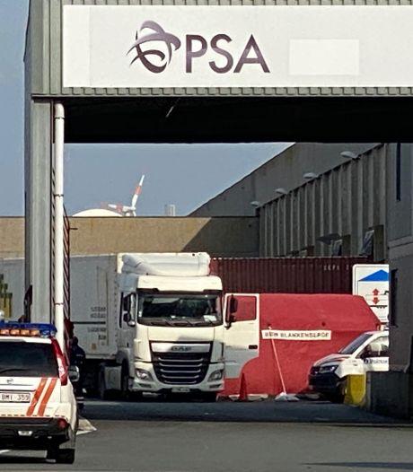 Beveiligingsagent (42) uit Ichtegem sterft onder wielen van vrachtwagen in haven van Zeebrugge