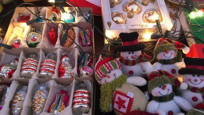 Tweedaagse Kerstbrocanterie op Veemarkt
