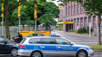 Duitse politie valt binnen bij Continental vanwege uitstootschandaal Volkswagen