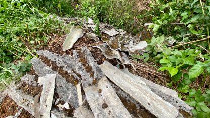 Kempen koploper in inzameling van asbest