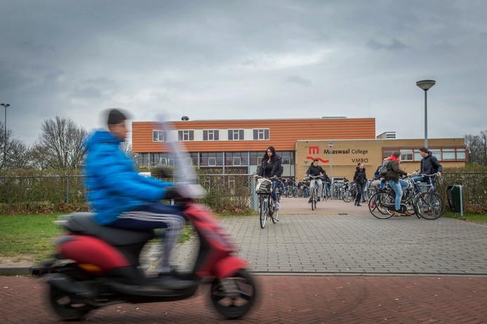 De vmbo-locatie van het Maaswaal College in Wijchen.
