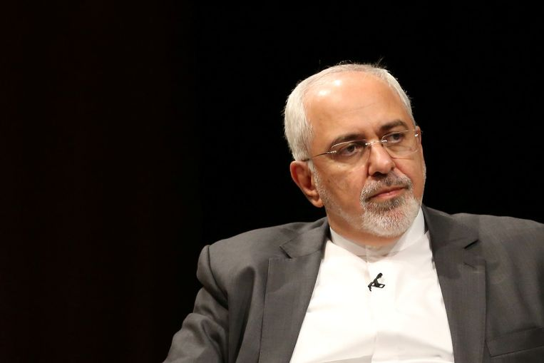 Mohammed Javad Zarif (Iran) Beeld REUTERS