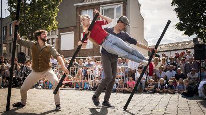 Elfde editie van Theater op de Markt uitgesteld naar 2022
