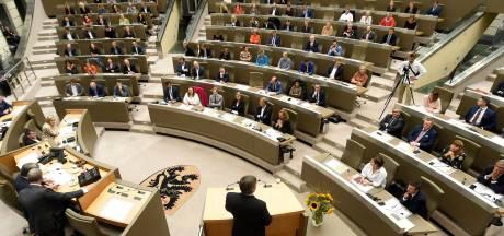 La session du Parlement flamand suspendue