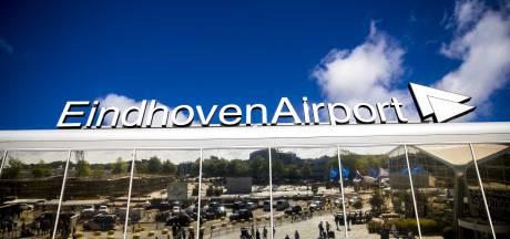 Vliegtuig veilig geland na problemen boven Eindhoven Airport