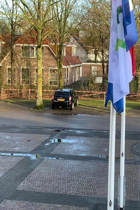 Wethouders moeten  parkeerplek zoeken