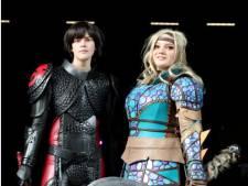 Deze extravagante personages liepen rond op het Dreamhack cosplay-event in Ahoy