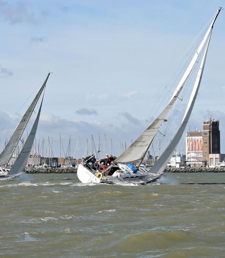 Breskens Sailing Weekend in het teken van omgekomen zeilers