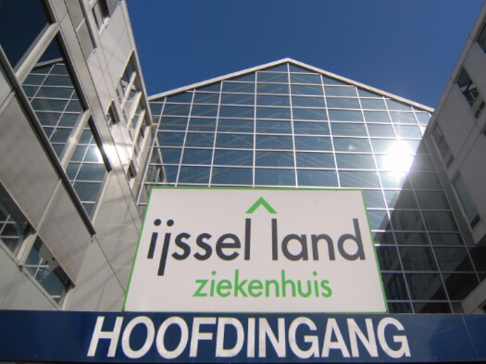 Het IJsselland Ziekenhuis.