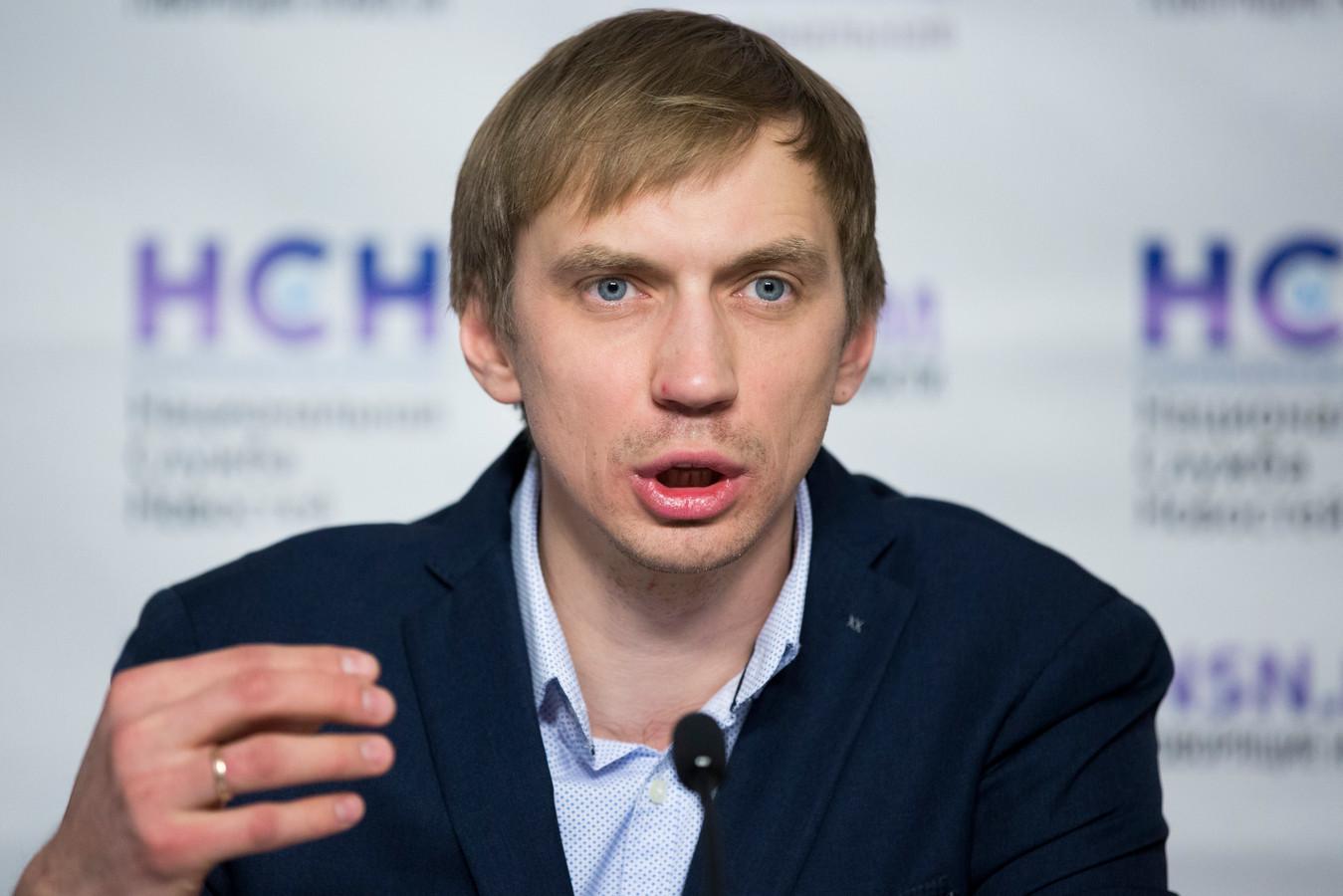 Andrei Silnov.