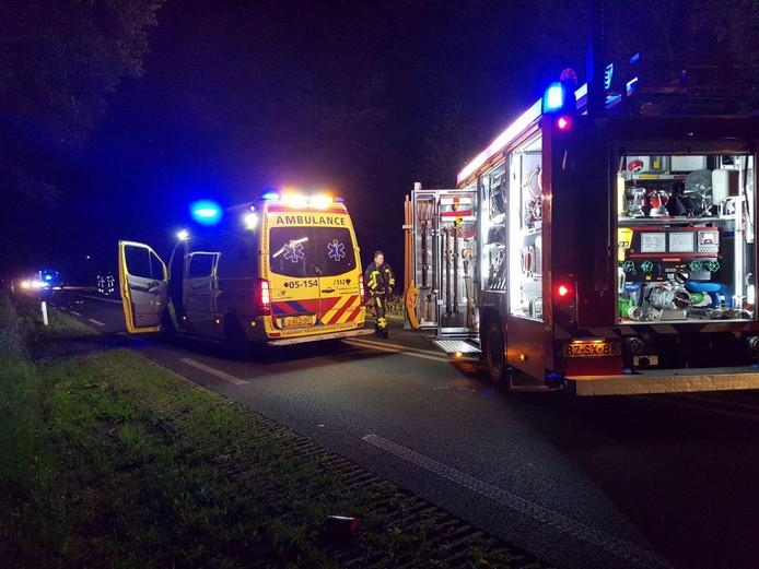 Dodelijk ongeval in Fleringen.