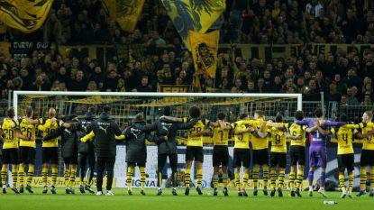 800 euro boete maar geen stadionverbod voor Borussia Dortmundsupporter met wagen vol wapens