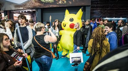 Mega Pikachu steelt show op FACTS