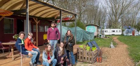 Wageningen gaat op zoek naar plek voor alternatieve woonvormen zoals ecodorp Groenlandje
