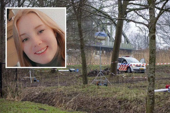 Het lichaam van Lotte (14) is zondagnamiddag aangetroffen nabij het bedrijventerrein Het Wendelgoor in Almelo (provincie Overijssel). Het meisje woonde in deze stad.