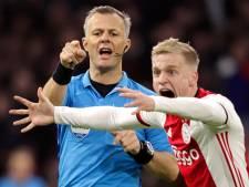 Kuipers leidt topper tussen Ajax en PSV