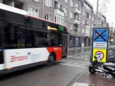 Nooit meer klem in Bredase bussluis, maar boete gegarandeerd