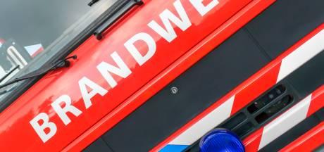 Roodgloeiende gasfles leidt tot ontruiming acht woningen in Eindhoven