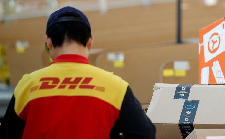 Werknemer Deutsche Post DHL