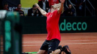 POLL: Thiam schrijft geschiedenis en Goffin is ieders held tijdens de Davis Cup: kies hier jouw sportfoto van het jaar