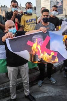 Palestijnen zitten in verdomhoekje nu Arabische landen zakendoen met Israël