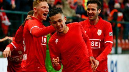 Edmilson de verlosser: Standard verslaat Charleroi in opener play-off 1 en staat gedeeld vierde
