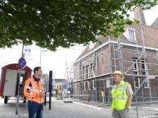 Stationsgebouw Gilze-Rijen in oude staat hersteld, daarom voorlopig geen koffie of snoep in 104 jaar oud gebouw