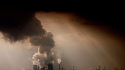 Tot zover de klimaatambities: België krijgt CO2-uitstoot niet meer lager