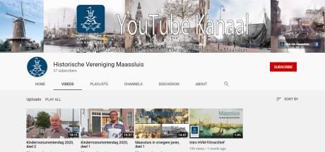 Videoarchief Historische Vereniging Maassluis nu ook op YouTube te zien