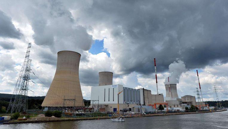 Kerncentrale in het Belgische Doel. De opvattingen over kernenergie lopen sterk uiteen binnen de EU. Beeld afp