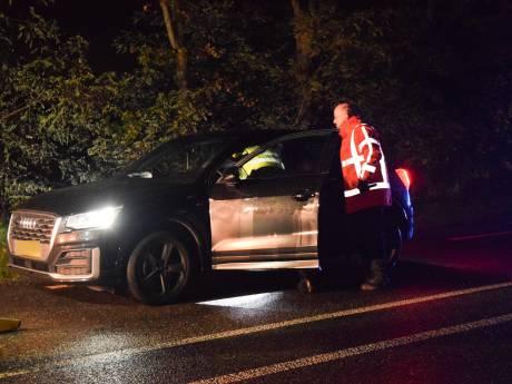Vier inzittenden opgepakt op N317 in Ulft: man mogelijk tegen zin in meegenomen