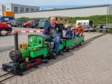 Speelgoed voor grote mensen: Voorjaarsstoomdag in Veldhoven