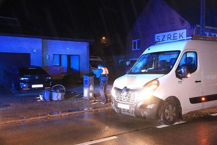 Un jeune cycliste a perdu la vie dans un accident survenu lundi matin à Sinay, en Flandre-Orientale.