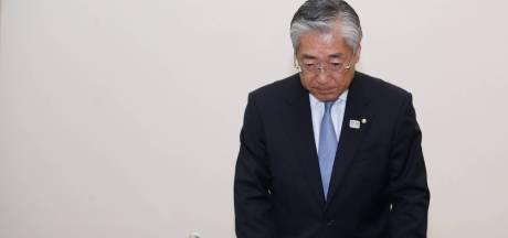 Omstreden Takeda ook weg bij IOC