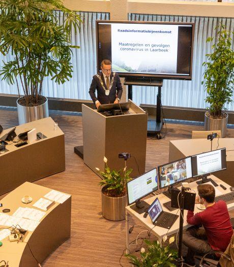 Zorgen, maar ook vertrouwen over financiën Laarbeek