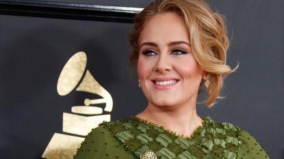 Werkt Adele aan een nieuw album? Amerikaanse media denken van wel